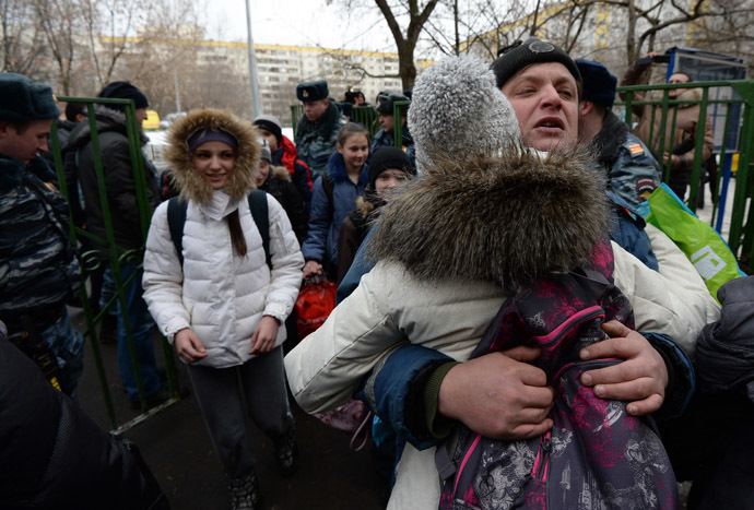 Foto: RIA Novosti/Maxim Blinov