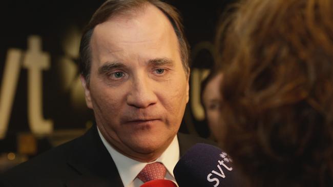 Stefan Löfven - Foto: Chang Frick / Nyheter Idag