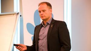 Stefan Jacobsson. Foto: Sverigedemokraterna