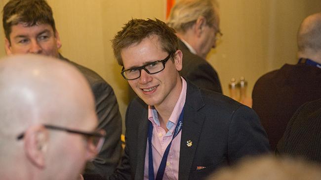 Roger Hedlund - Foto: Chang Frick / Nyheter Idag