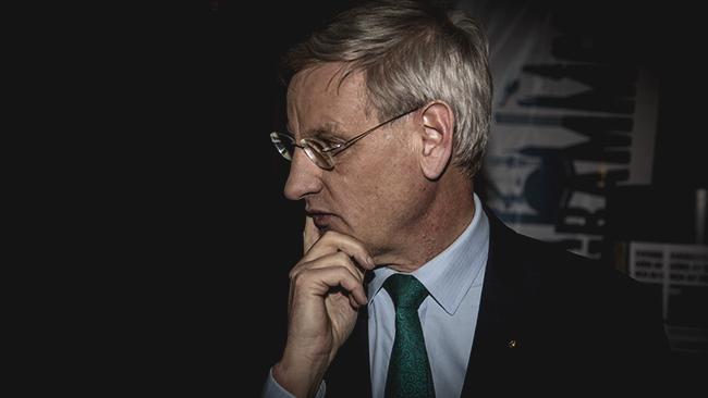 Carl Bildt - Foto: Albin Lindstedt / Nyheter Idag