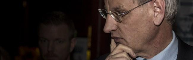 Carl Bildt: Högerextremister är hårdnackade vänner av Israel