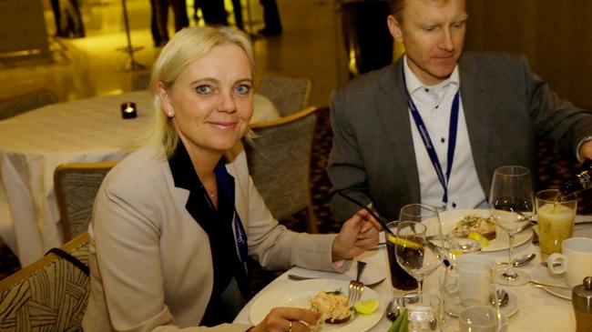 Kristina Winberg - Foto: Chang Frick / Nyheter Idag