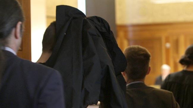 Nyheter Idag var på plats under rättegången mot Revolutionära Fronten - Foto: Nyheter Idag