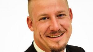 Linus Bylund är stabschef på sverigedemokraternas kansli. Foto: Privat