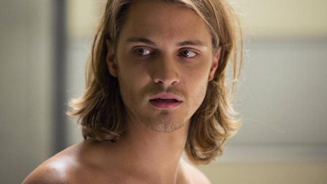 Luke Grimes - bögskräckens nya ansikte. - Foto från Buzzfeed