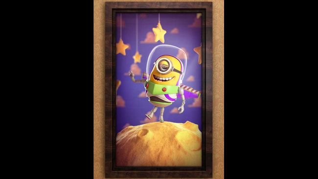Buzz minionlightyear