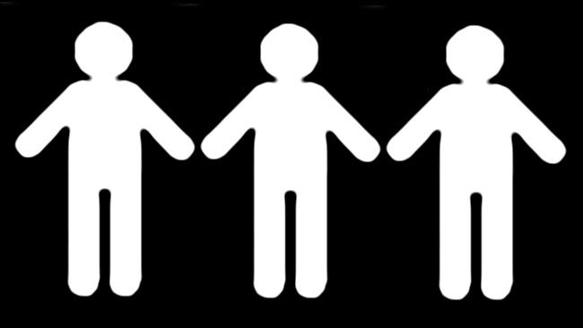 Vita personer får vissa att se rött. Illustration: Nyheter Idag