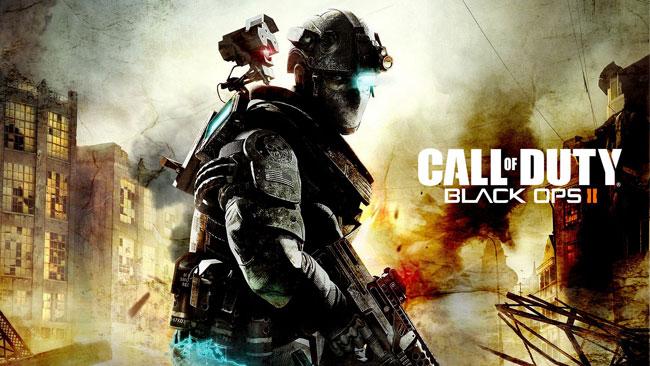 Call of Duty: Black Ops II är ett populärt datorspel.
