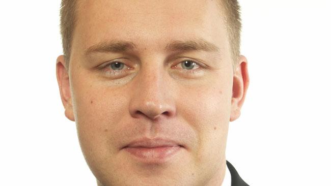 Mattias Karlsson. Foto: riksdagen.se