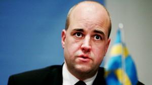 Pressat för avgående Reinfeldts anställda.  Foto: Magnus Fröderberg/norden.org