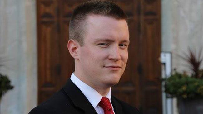 Jonas Andersson kandiderar på förstaplats till kommunen i Linköping. Foto: Privat