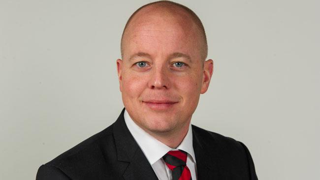 Björn Söder. Foto: Sven Pernils