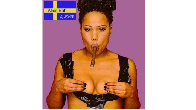 Alice Bah Kuhnke Topless