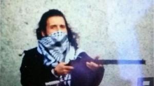 Skytten uppges ha kopplingar till ISIS. Foto: Twitter