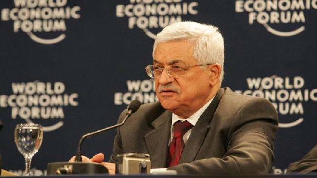 Palestine president Mahmud Abbas