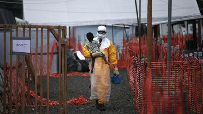 Dödsepidemin ebola härjar i västra Afrika. Foto: Getty Images / John Moore