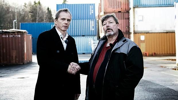 Jan Sjunnesson och Sven Pernils var drivande i Löntagarna. Foto: Löntagarna