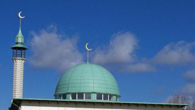 Uppsala Moské. Foto: Wikipedia