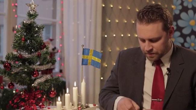 Det var nära att Karlsson blev utbränd han också. Foto: Faksimil Youtube