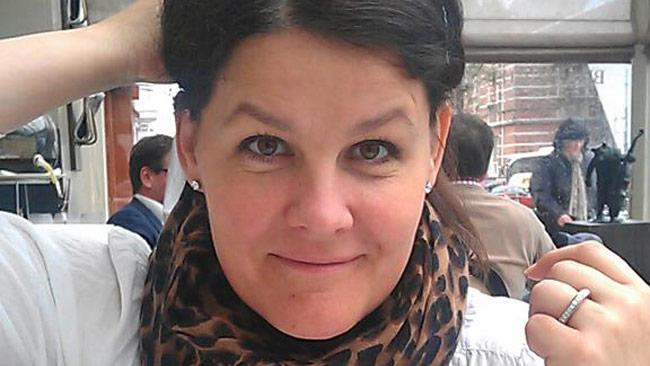 Linda Holmberg. Foto: Privat