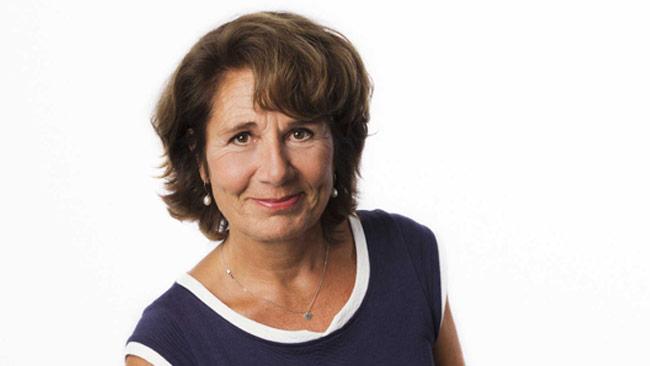 Sveriges Radios korrespondent Alice Petrén. Foto: Mathias Alm / Sveriges Radio