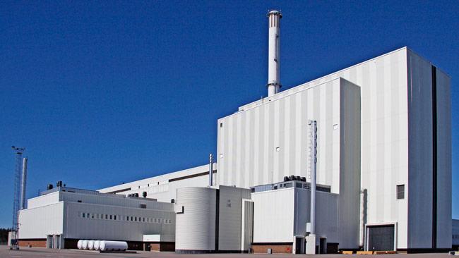 Vattenfalls kärnkraftverk i Forsmark. Foto: Hans Blomberg / vattenfall.se