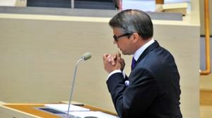 Göran Hägglund har varit partiledare i Kd i elva år. Foto: Björn Bergman / photo2be.com