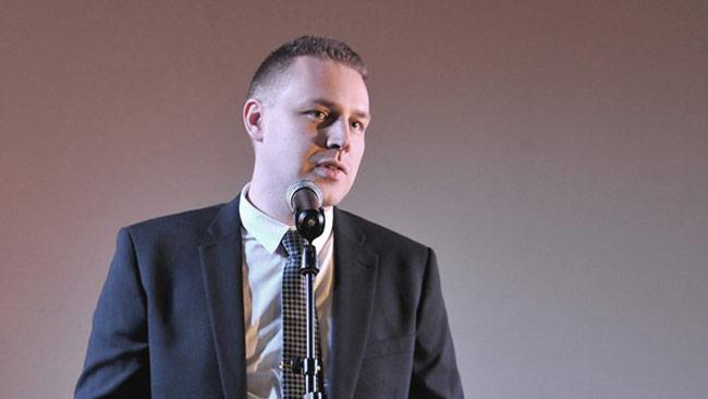 Mattias Karlsson. Foto: Björn Bergman / photo2be.com