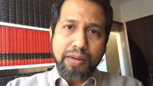 Mufassil Islam har fått många fans på Youtube. Foto: Faksimil Youtube