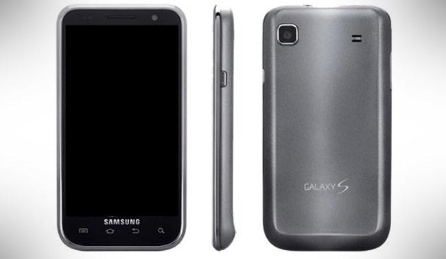 Samsung Galaxy är en telefon som använder Android som operativsystem. Foto: Wikipedia