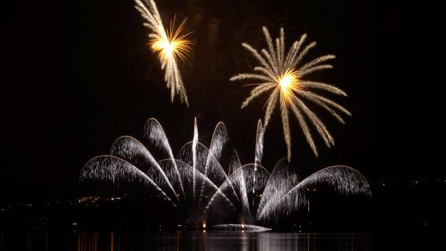Det nya året inleddes med arbete för polisen i Stockholm. Foto: Wikipedia