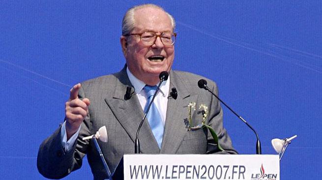 Jean-Marie Le Pen. Foto: Wikipedia