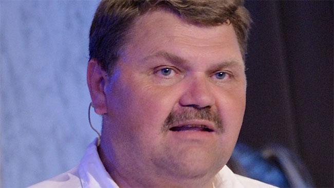 Peter Lundgren, Europaparlamentariker för SD. Foto: Wikipedia