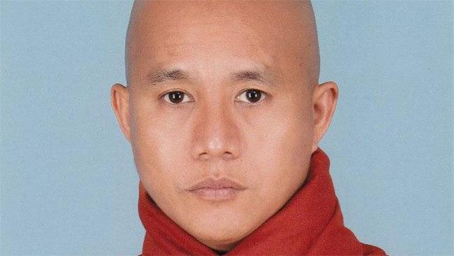 Ashin Wirathu. Foto: Pressbild