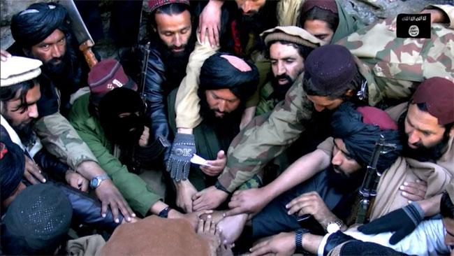 De här terroristerna kanske hade valt en annan väg i livet om de fått en lokal. Foto: Wikimedia Commons
