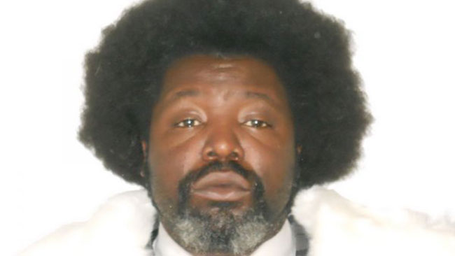 Afroman Foto: Biloxi Police Department
