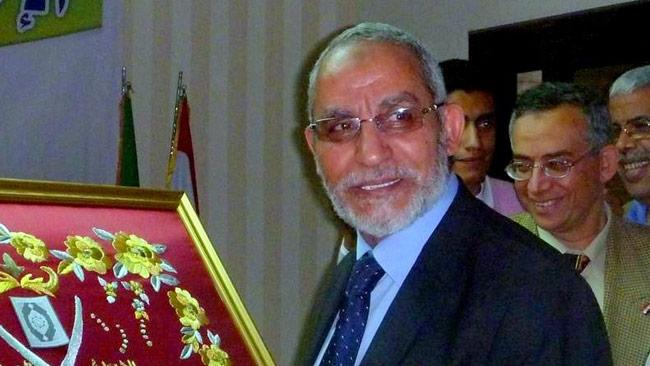 Mohammed Badie är ledare för muslimska brödraskapet. Flera länder bedömer dem som terrororganisation men Wirtén tycker det finns en demokratisk ådra. Foto: Wikimedia Commons