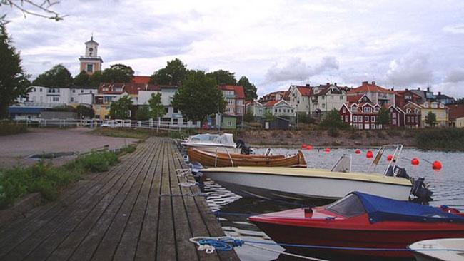 Tack vare sverigedemokraterna kan lilla Mönsterås snart få en internationell matfestival. Foto: Wikipedia