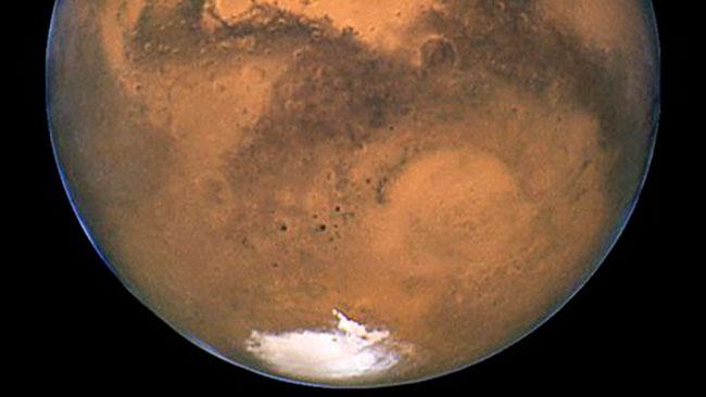 De som reser till Mars med Mars One kommer aldrig kunna återvända till jorden. Foto: Wikipedia