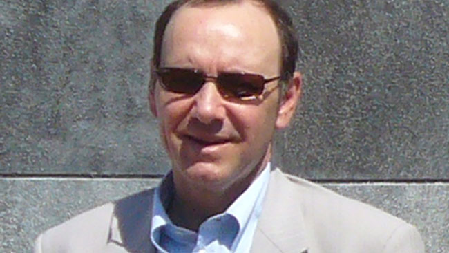 Kevin Spacey. Foto: Wikipedia