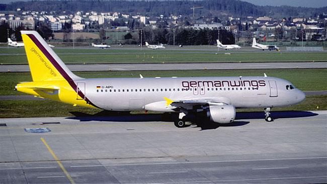 En Airbus A320 av samma typ som kraschat i Alperna. Foto: Wikipedia