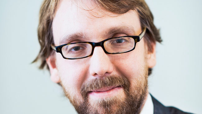 Andreas Johansson Heinö är statsvetare och verksam hos Timbro. Foto: Pressbild timbro.se