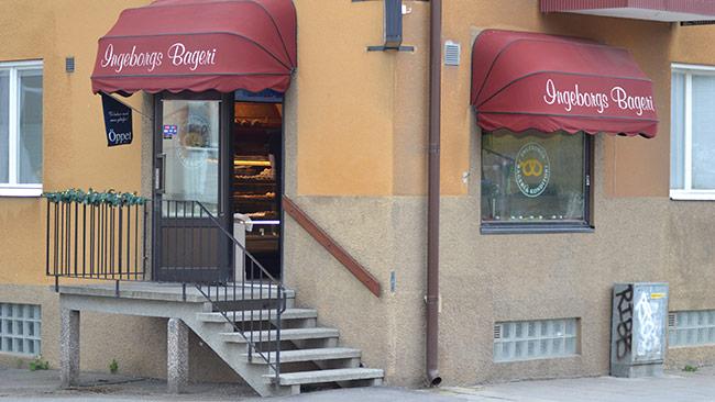 Ingeborgs Bageri i Linköping. Foto: Nyheter Idag
