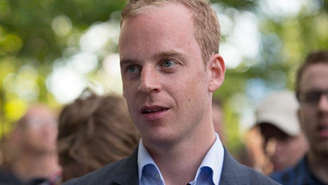 Även Gustav Kasselstrand väntas bli utesluten erfar Nyheter Idag. Foto: Chang Frick / Nyheter Idag