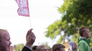 SD vill locka bredare väljargrupper. Foto: Chang Frick / Nyheter Idag