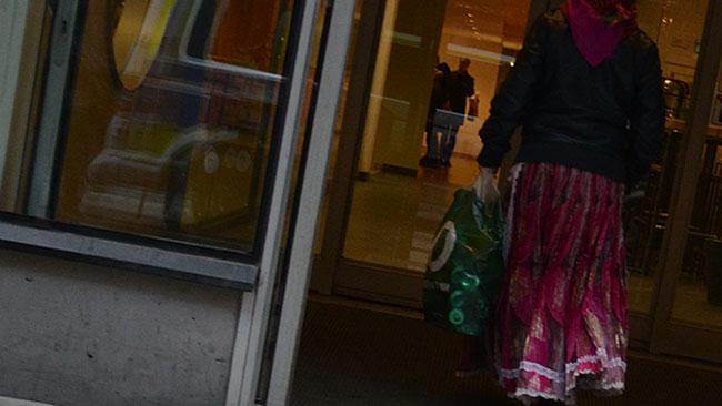 Stockholms hemlösa alltmer oroliga över mängden EU-migranter. Foto: Nyheter Idag