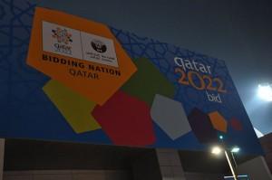 Fotbolls-VM 2022 kommer att spelas i Qatar och krocka med adventskalendern. Foto: Wikipedia