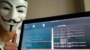 Hackergruppen Anonymus har gjort sig ökända genom en rad hackerattacker. Foto: Wikimedia Commons
