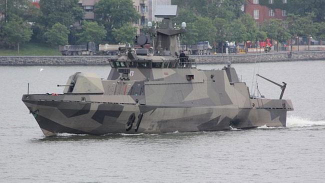 FNS Tornio är ett av den finska flottans fartyg med ubåtsjaktförmåga. Foto: Wikipedia